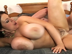 Daphne gets a pounding from stud